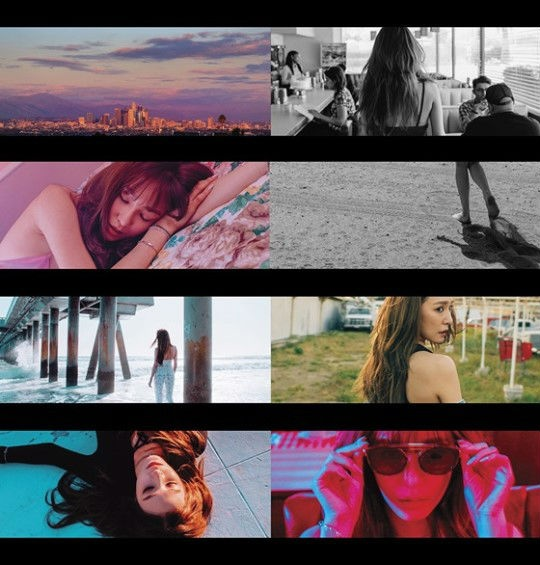 Tiffany (SNSD) tung MV solo, chuc Jessica thanh cong hinh anh 1