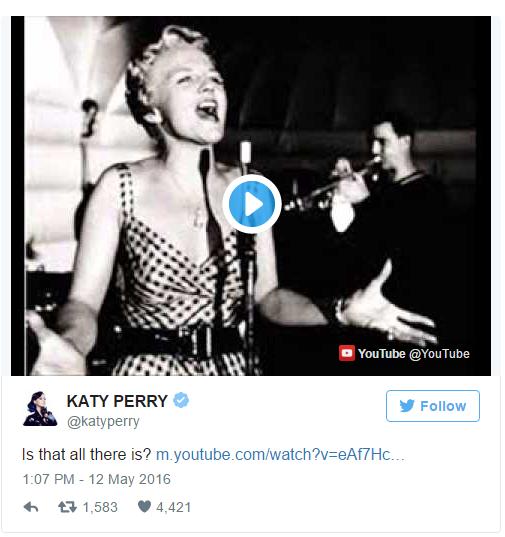 Katy Perry len tieng sau khi ban trai om ap Selena Gomez hinh anh 1