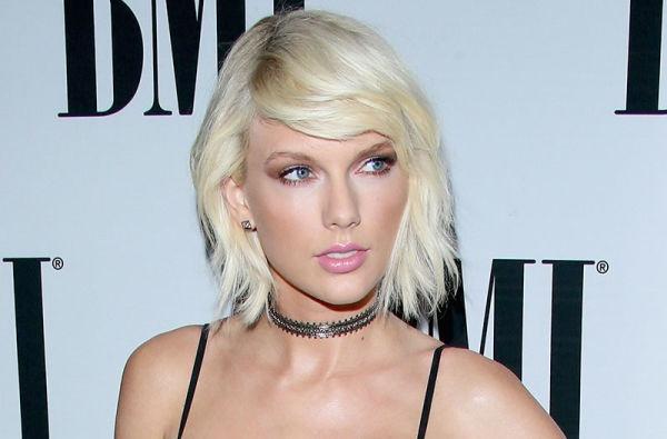 Nguoi doat giai thuong Taylor Swift dau tien chinh la…Taylor hinh anh