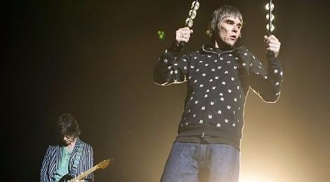 The Stone Roses thong bao ra single moi hinh anh