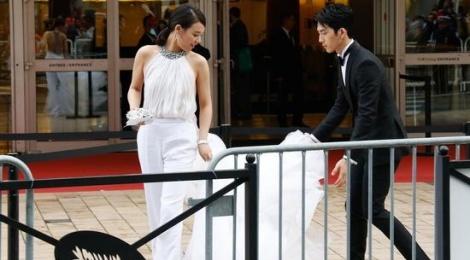 Su bien mat ky la cua doan phim Trung Quoc o tham do Cannes hinh anh