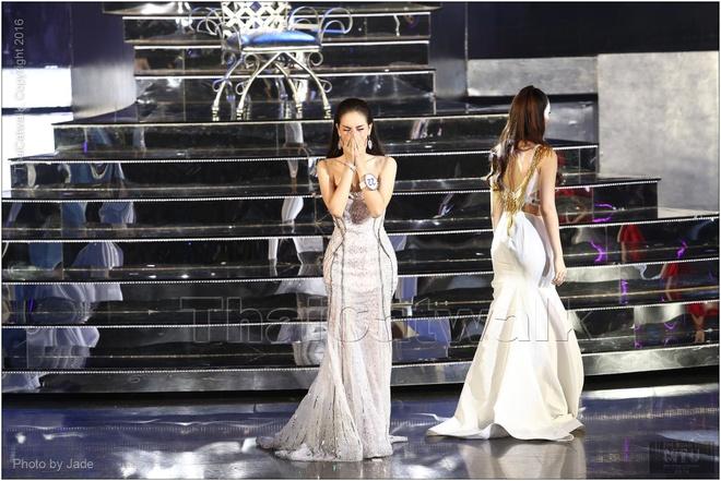 Nguoi mau 22 tuoi len ngoi Hoa hau chuyen gioi Thai Lan 2016 hinh anh 3