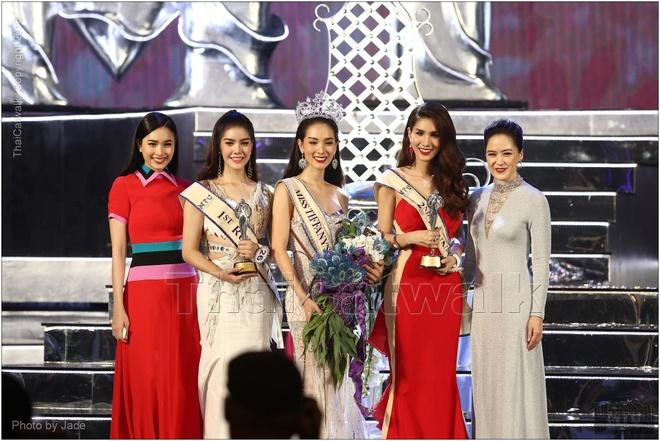 Nguoi mau 22 tuoi len ngoi Hoa hau chuyen gioi Thai Lan 2016 hinh anh 12