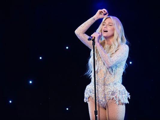 Kesha bi hang dia cam bieu dien hinh anh 2