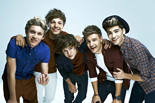 Phim hoat hinh - One Direction hinh anh