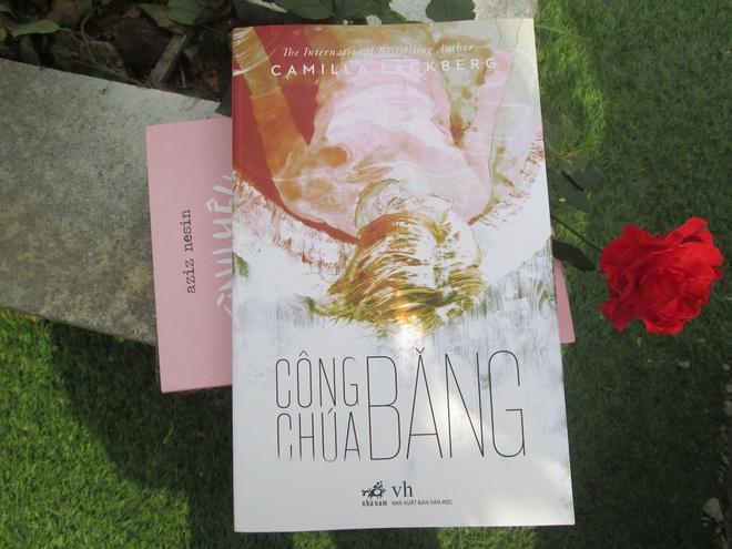 'Cong chua bang' - Trinh tham dam chat Thuy Dien hinh anh