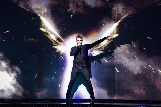 Eurovision - Nga hinh anh