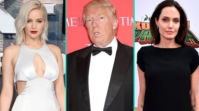 Angelina Jolie khong ua Donald Trump hinh anh 2