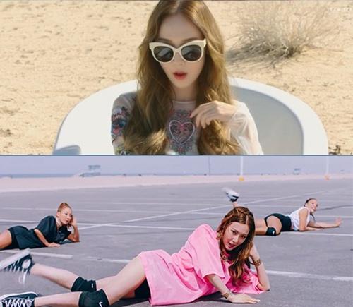 MV cua Jessica duoc khen ngoi hon Tiffany hinh anh 2
