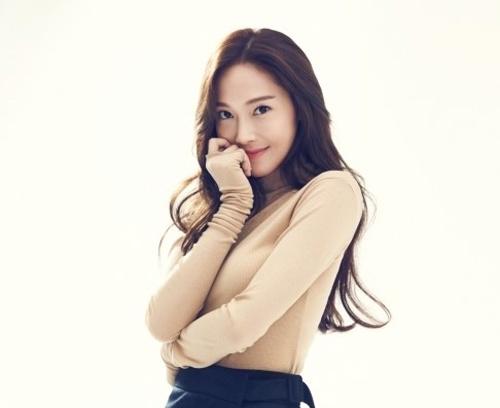 Jessica Jung thua nhan yeu bo cu Chung Han Dong hinh anh 1