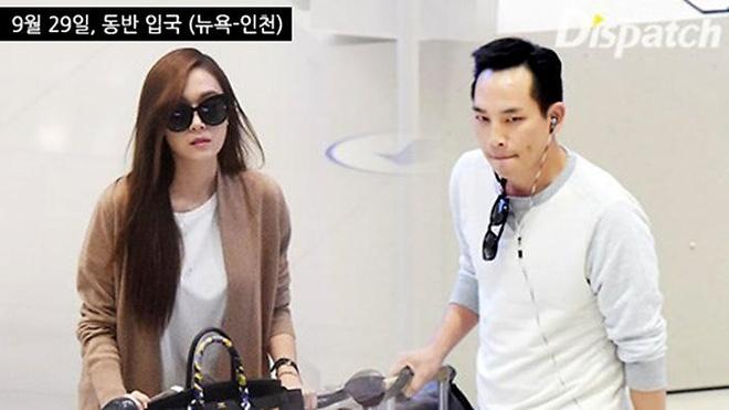 Jessica Jung thua nhan yeu bo cu Chung Han Dong hinh anh 2
