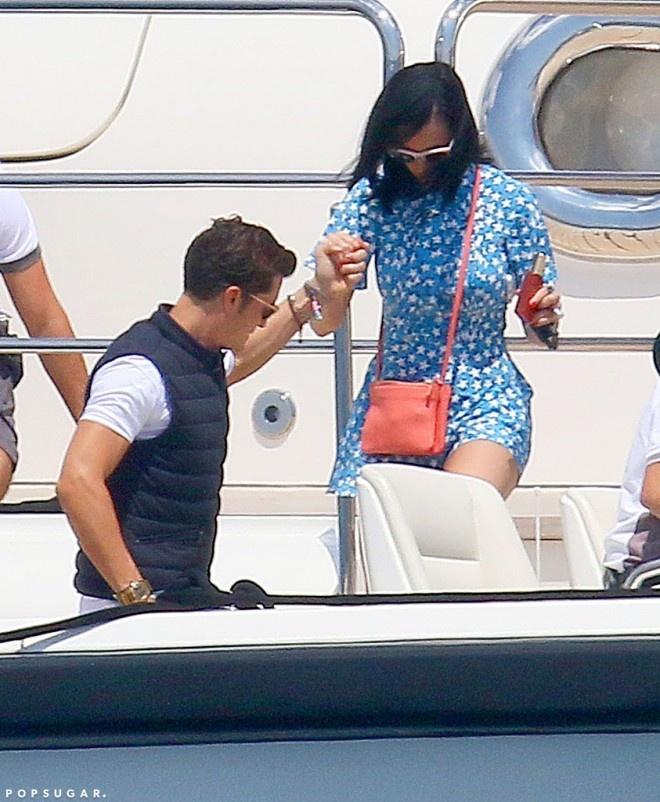 Katy Perry nguong vi Orlando Bloom au yem qua muc hinh anh 5