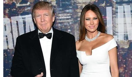 Vo Donald Trump: 'Toi khong chi dep ma con thong minh' hinh anh