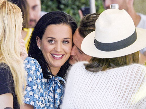 Katy Perry nguong vi Orlando Bloom au yem qua muc hinh anh 2