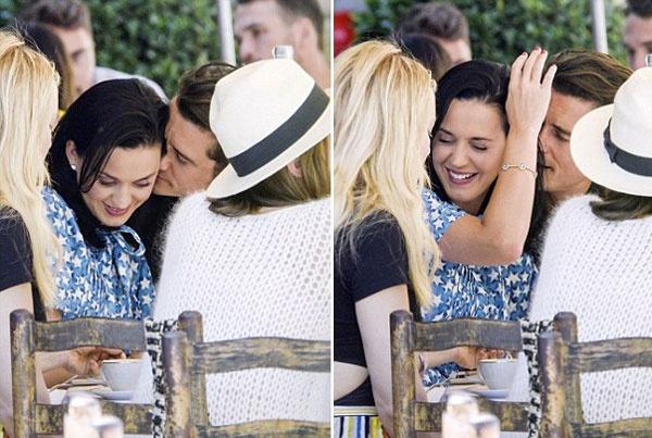 Katy Perry nguong vi Orlando Bloom au yem qua muc hinh anh 3