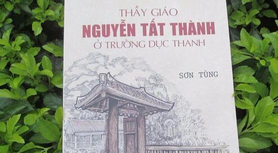 Nha van Son Tung va cau chuyen ve thay giao Nguyen Tat Thanh hinh anh