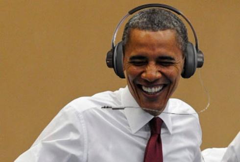 Obama va hanh trinh lay dong trai tim nguoi My bang am nhac hinh anh