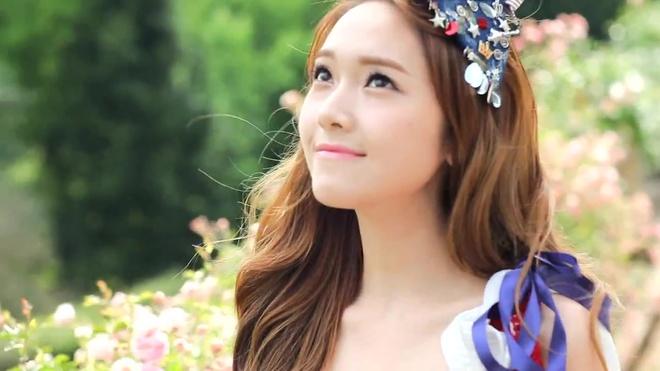 Jessica Jung muon phat trien su nghiep toan cau hinh anh