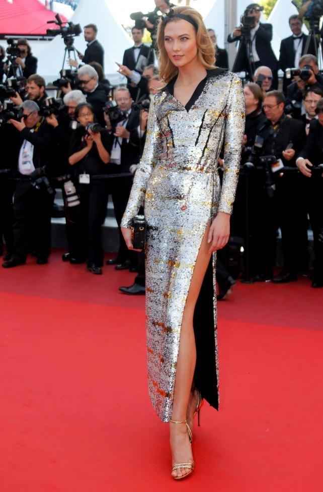 Vay dai duong cua Angela Phuong Trinh lot khoanh khac Cannes hinh anh 9