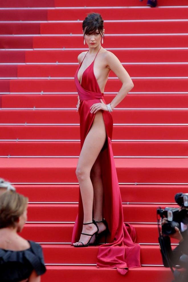 Nhung su co vay ao cua sao the gioi tai Cannes hinh anh 5