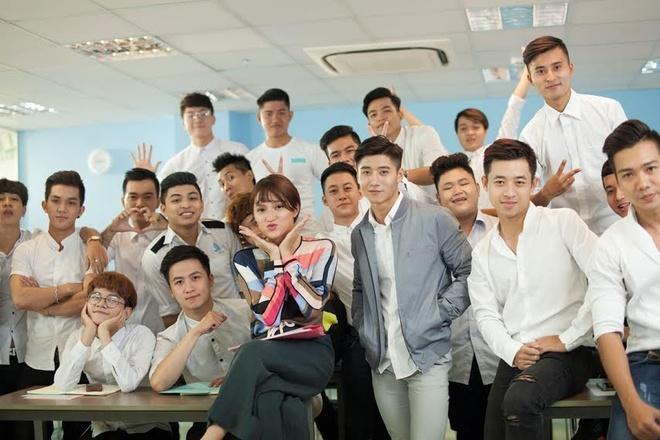 Mau de yeu thuong - Huong Giang Idol hinh anh