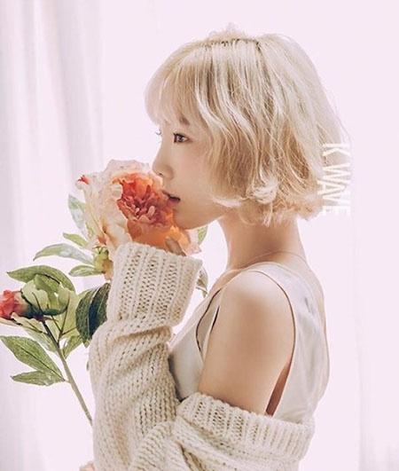 Taeyeon quay MV bao ngay tro lai hinh anh 1