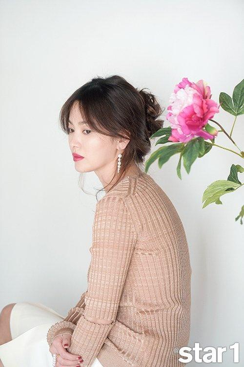 Song Hye Kyo dep nao long o tuoi 35 hinh anh 3