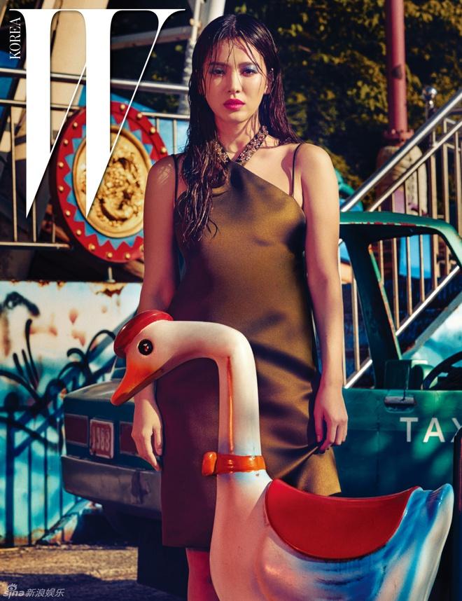 Song Hye Kyo dep nao long o tuoi 35 hinh anh 7