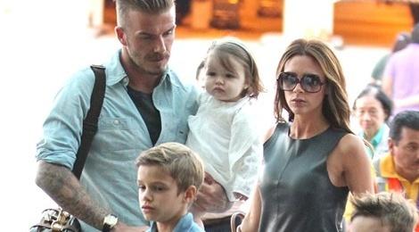 Victoria Beckham chuan bi mang bau lan thu 5 hinh anh