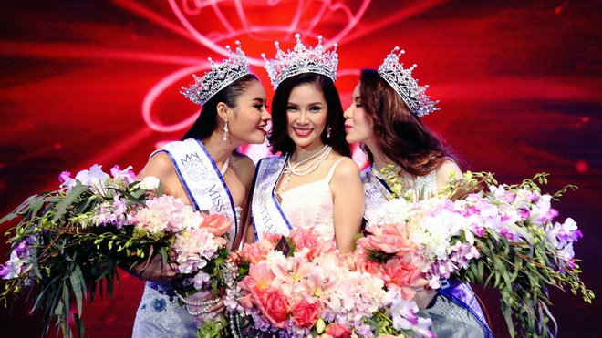 Thi sinh tung bi loai bat ngo dang quang Hoa hau Thai Lan hinh anh 3