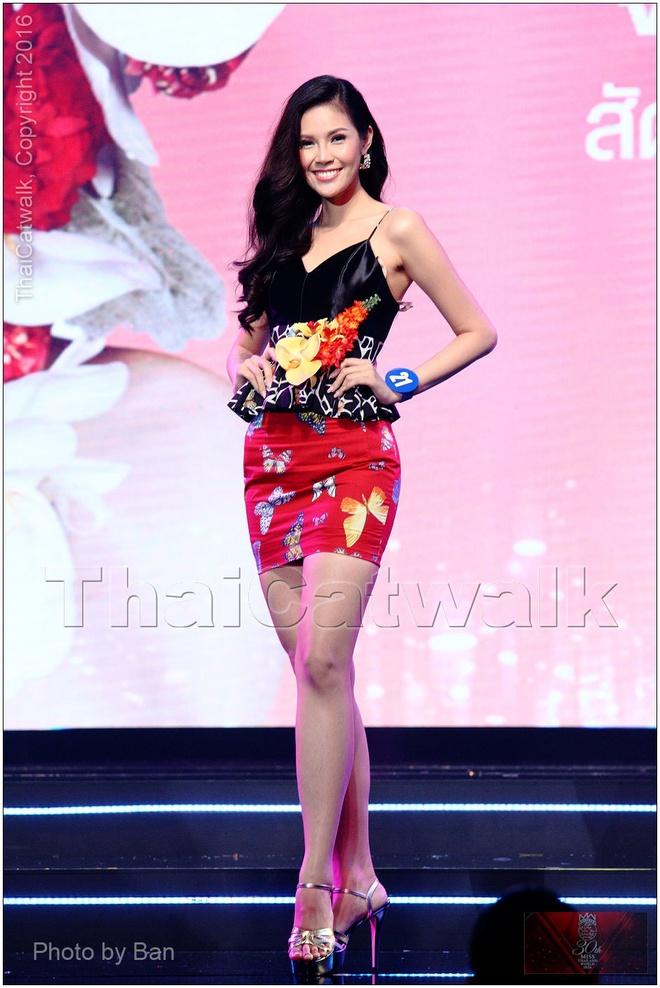 Thi sinh tung bi loai bat ngo dang quang Hoa hau Thai Lan hinh anh 5