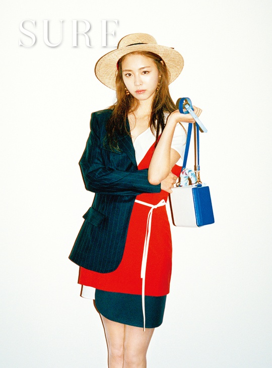 Lee Yeon Hee doi lap phong cach tren tap chi hinh anh 8