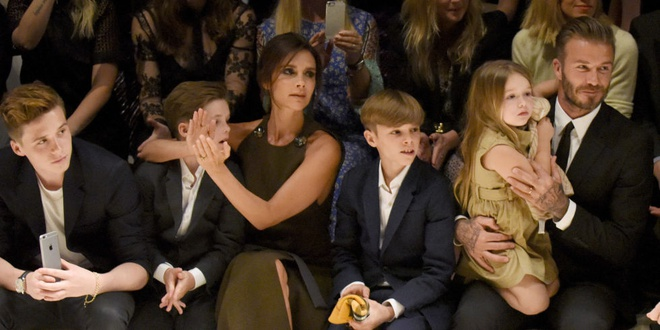 Victoria Beckham dinh sinh con anh 2