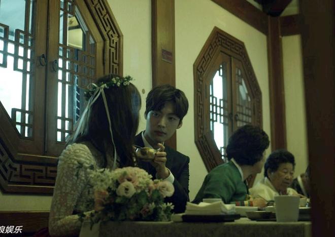 Anh hiem trong hon le khong vay cuoi cua Goo Hye Sun hinh anh 3