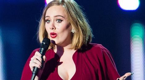 Adele yeu cau fan khong quay phim o concert hinh anh