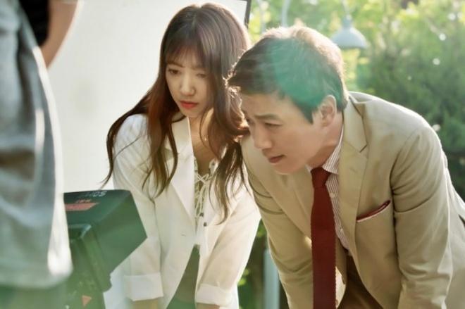 Park Shin Hye nhi nhanh ben tai tu 'Chuyen tinh Harvard' hinh anh 6