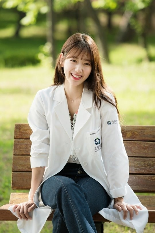Park Shin Hye nhi nhanh ben tai tu 'Chuyen tinh Harvard' hinh anh 1