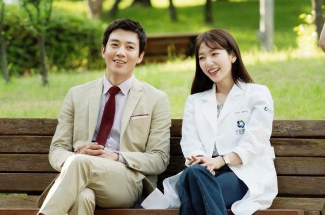 Park Shin Hye nhi nhanh ben tai tu 'Chuyen tinh Harvard' hinh anh 2