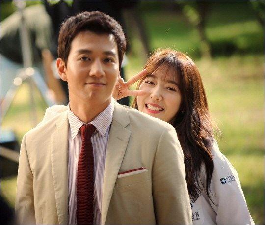 Park Shin Hye nhi nhanh ben tai tu 'Chuyen tinh Harvard' hinh anh 3