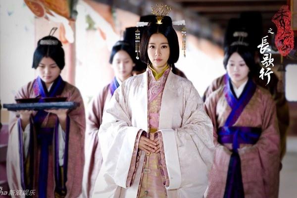 Phim cua Lam Tam Nhu bi ghe lanh anh 1