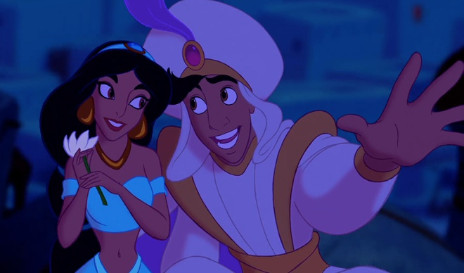 A Whole New World - Peabo Bryson hinh anh