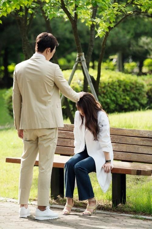 Park Shin Hye nhi nhanh ben tai tu 'Chuyen tinh Harvard' hinh anh 7