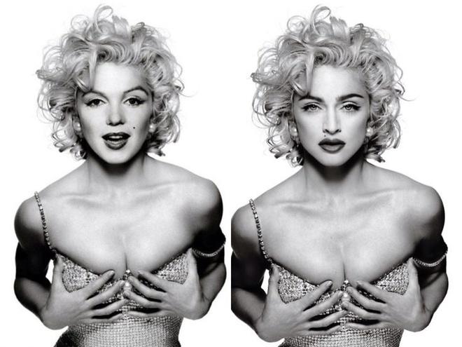 'Bieu tuong sex' Marilyn Monroe va suc anh huong huyen thoai hinh anh 5