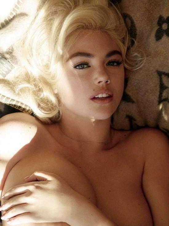 'Bieu tuong sex' Marilyn Monroe va suc anh huong huyen thoai hinh anh 2