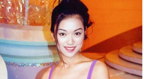 Hoa hau Hong Kong ban vuong mien sau khi bi u nao hinh anh