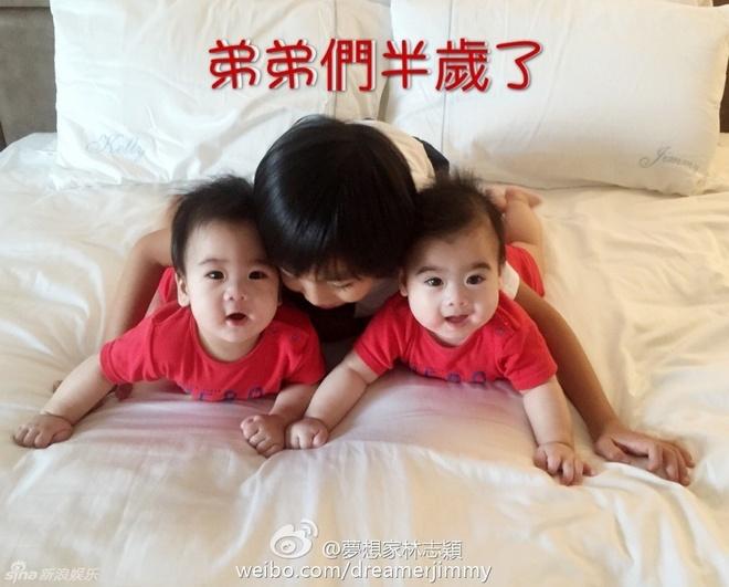 Ngam anh hai quy tu song sinh nha Lam Chi Dinh hinh anh 1