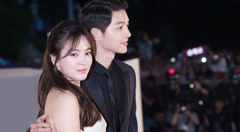 Song Hye Kyo co tinh ne mat tinh cu Lee Byung Hun hinh anh