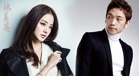 Rain xep Kim Tae Hee la nguoi quan trong thu hai hinh anh