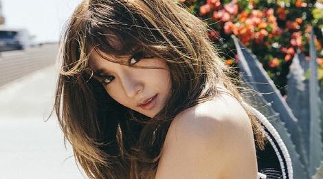 Tiffany (SNSD) goi cam bi an trong du an SM STATION hinh anh