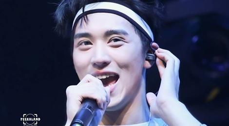 Live show dau tien cua sao 'Thuong an' sau lenh cam hinh anh